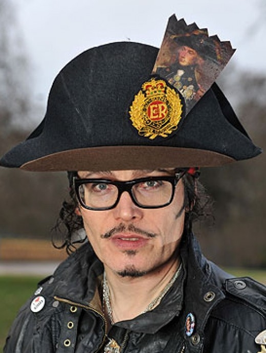 Adam Ant Net Worth