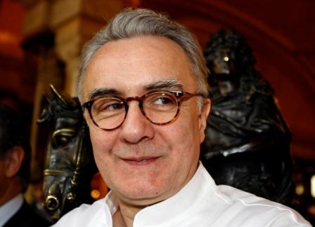 Alain Ducasse Net Worth