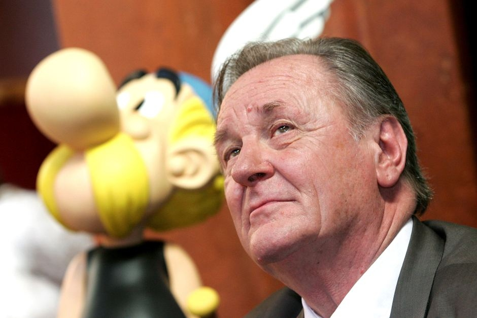 Albert Uderzo Net Worth