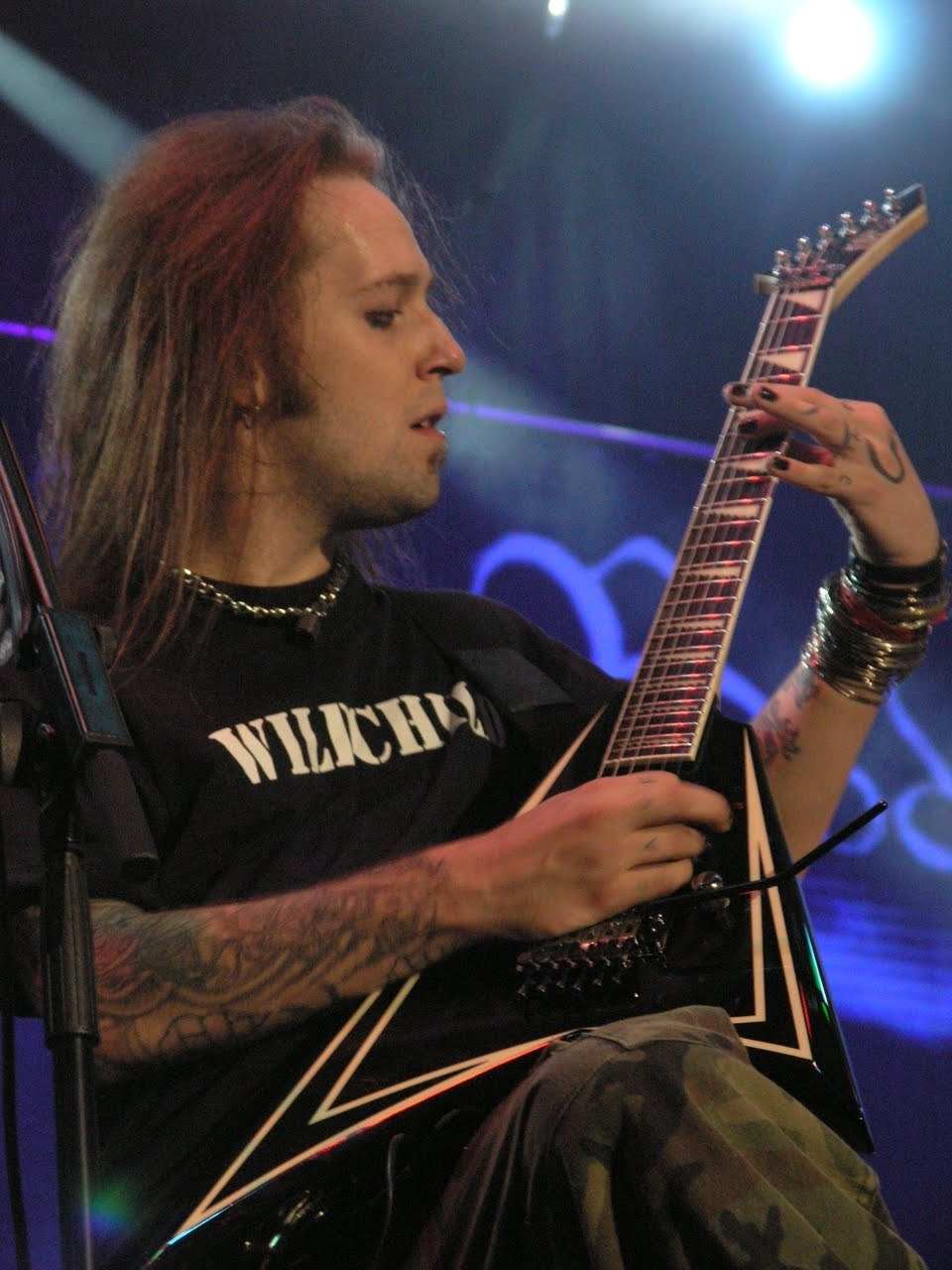 Alexi Laiho Net Worth