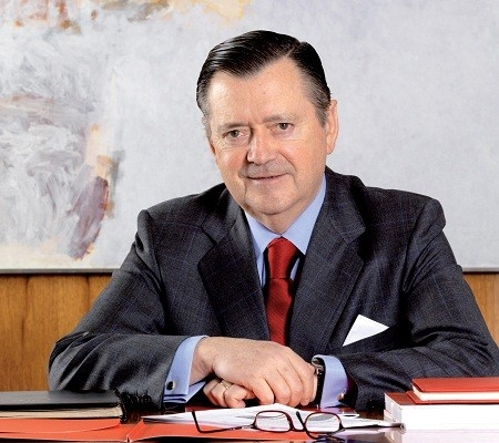 Alfredo Sáenz Abad Net Worth