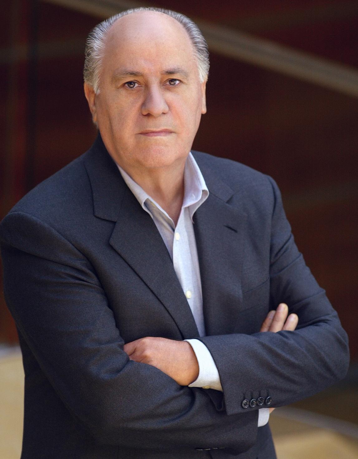 Amancio Ortega Gaona Net Worth