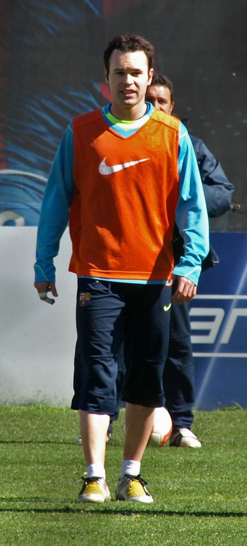 Andrés Iniesta Net Worth