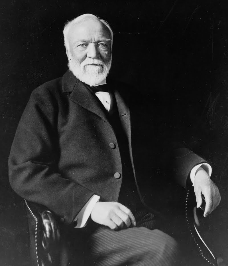 Andrew Carnegie Net Worth