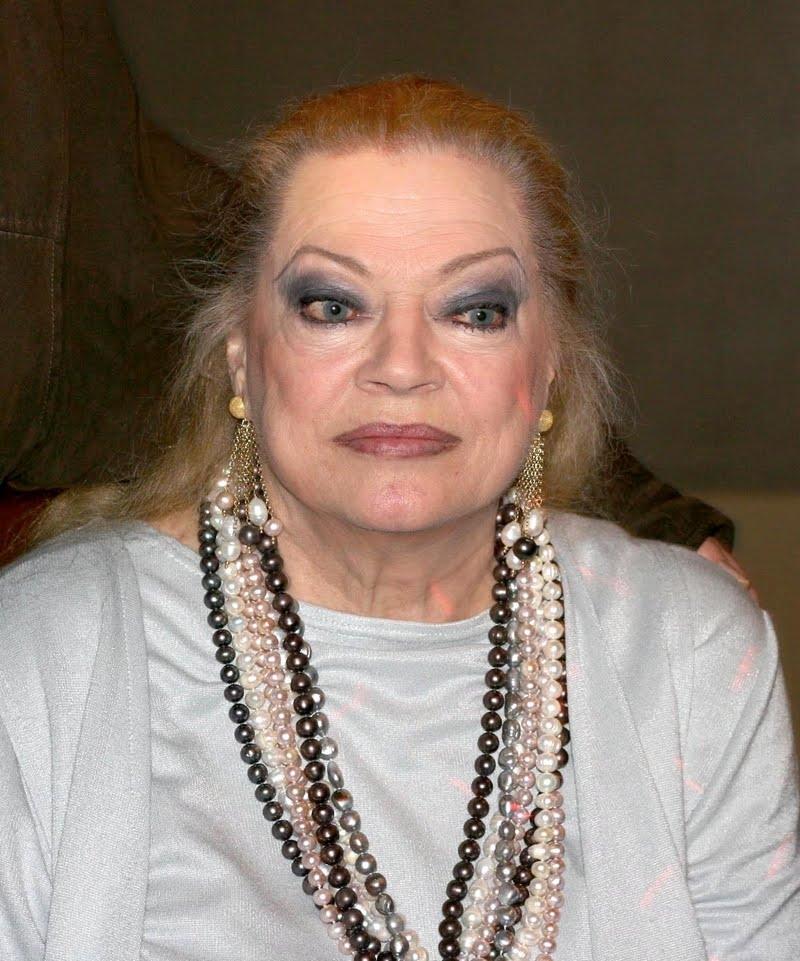 Anita Ekberg Net Worth