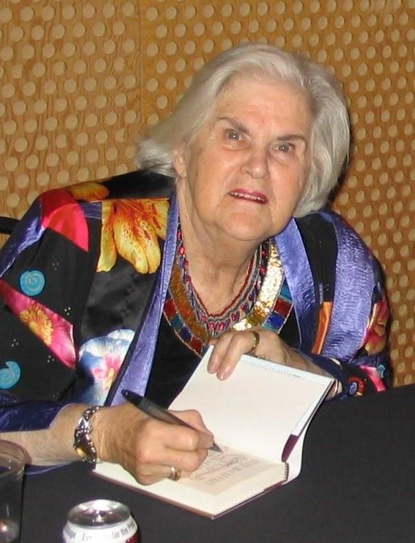 Anne Mccaffrey Net Worth
