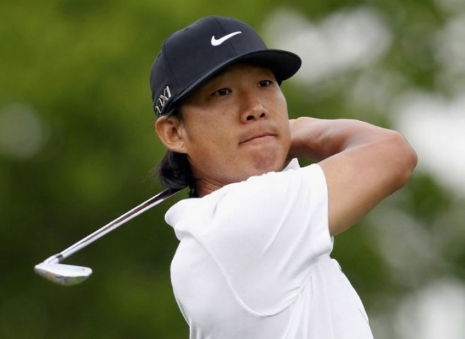 Anthony Kim Net Worth