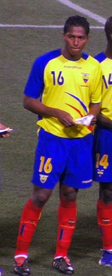 Antonio Valencia Net Worth