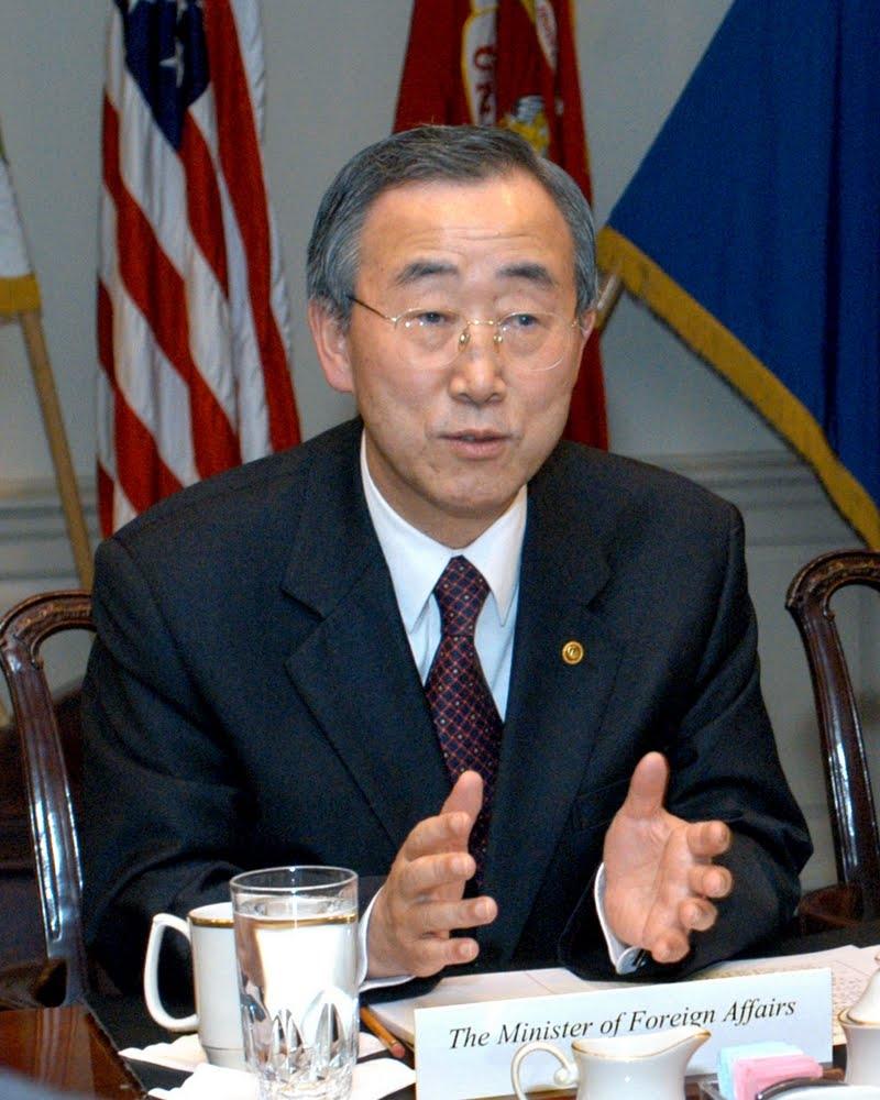 Ban Ki-moon Net Worth