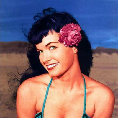 Bettie Page Net Worth
