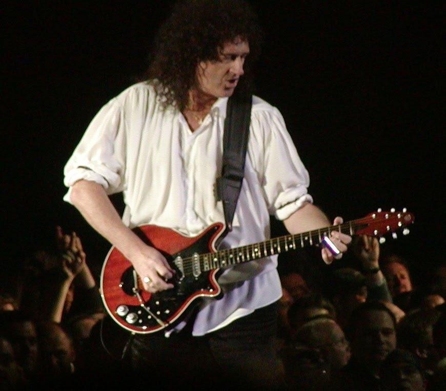 Brian May Net Worth