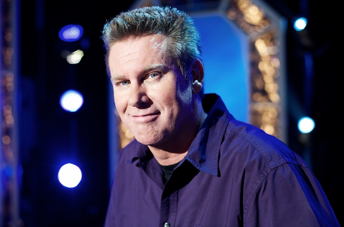 Brian Regan Net Worth