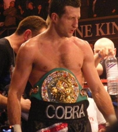 Carl Froch Net Worth