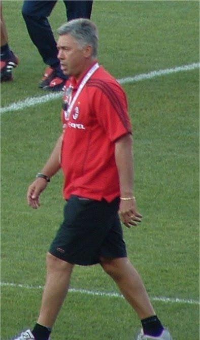 Carlo Ancelotti Net Worth