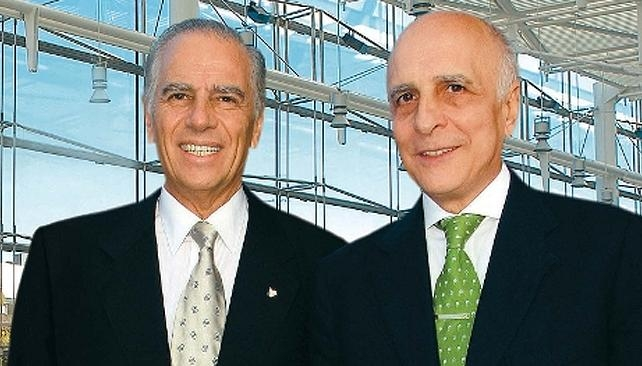 Carlos and Alejandro Bulgheroni