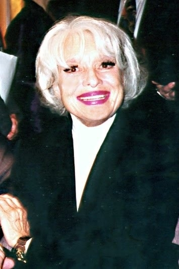 Carol Channing Net Worth