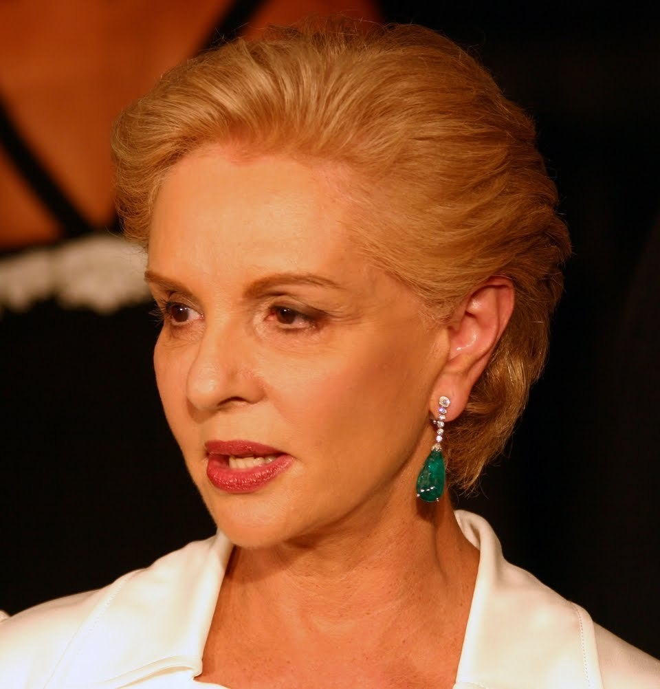 Carolina Herrera Net Worth