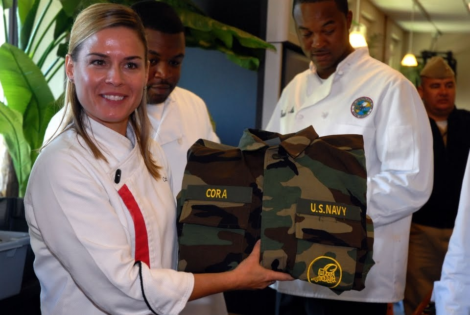 Cat Cora Net Worth