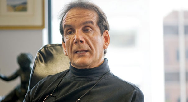 Charles Krauthammer Net Worth