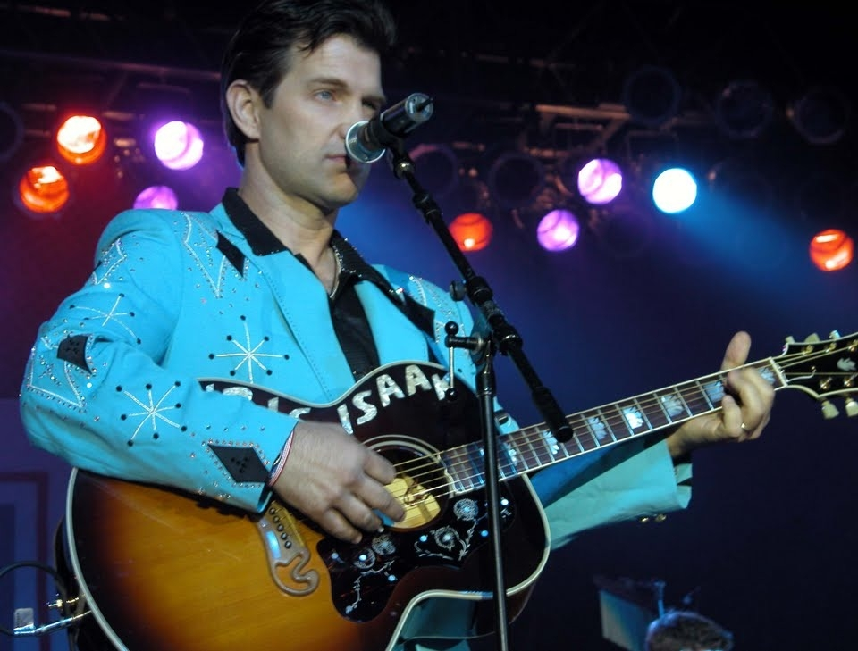 Chris Isaak Net Worth
