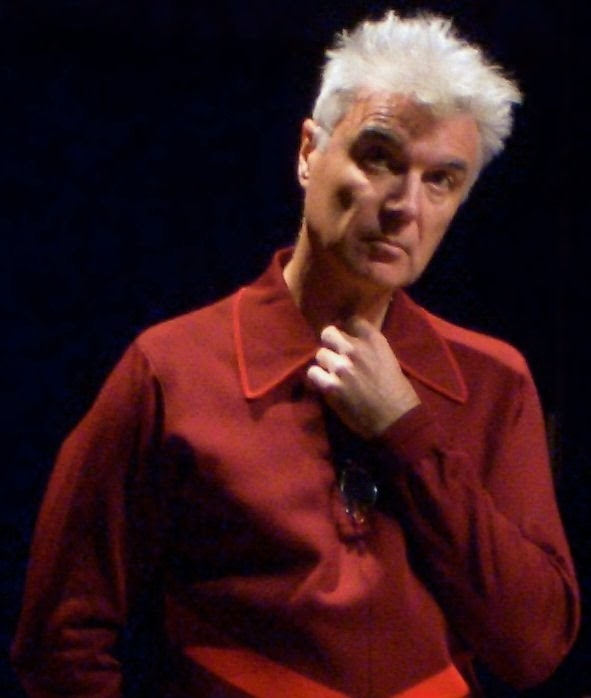 David Byrne Net Worth