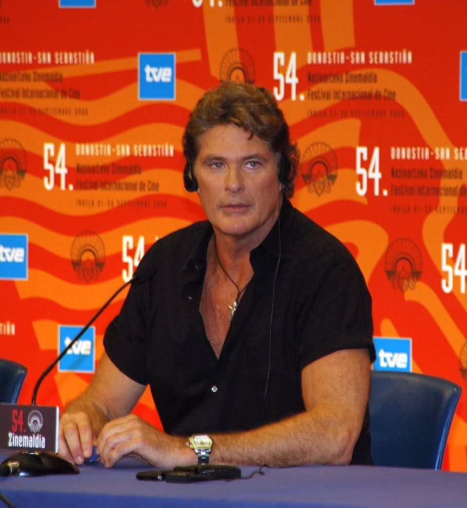 David Hasselhoff Net Worth