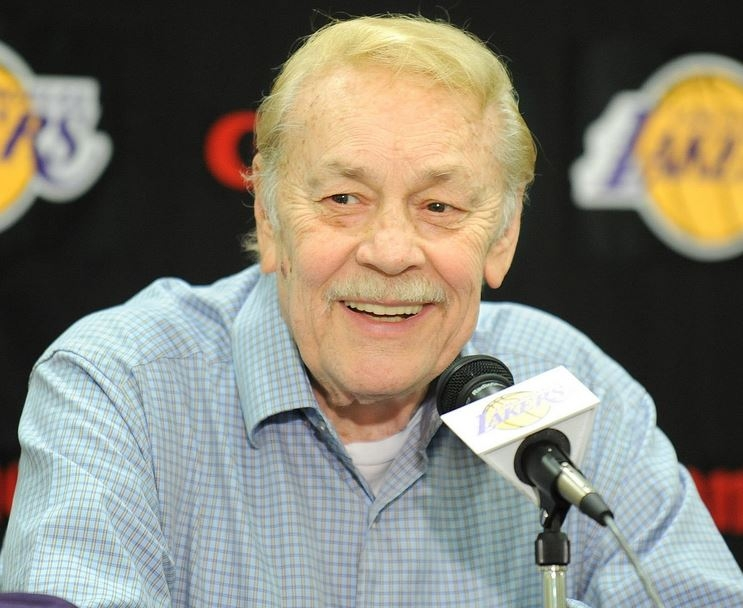 Dr Jerry Buss Net Worth