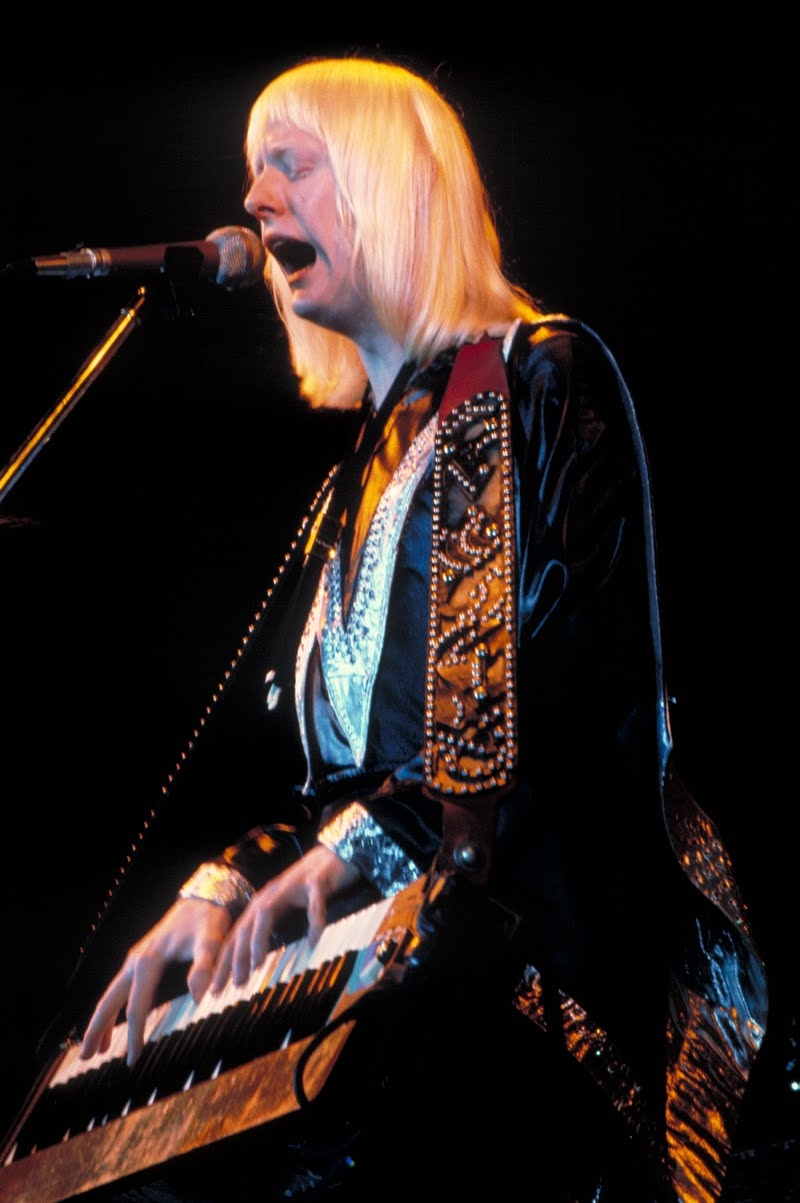 Edgar Winter Net Worth