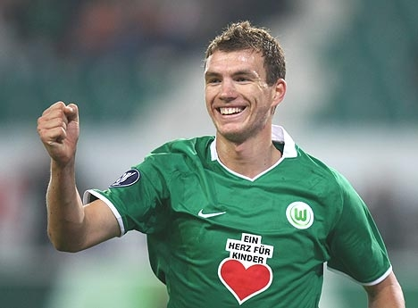 Edin Džeko Net Worth