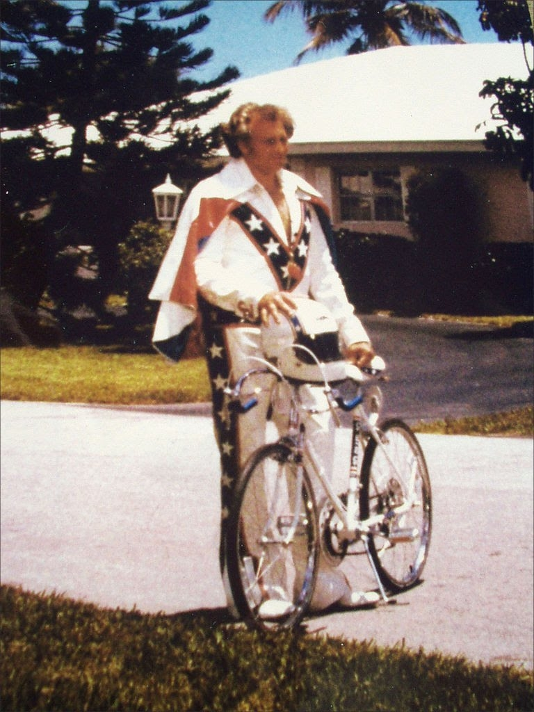 Evel Knievel Net Worth