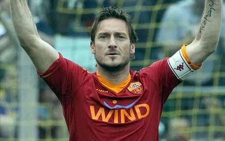 Francesco Totti Net Worth