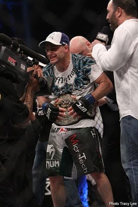 Frankie Edgar Net Worth