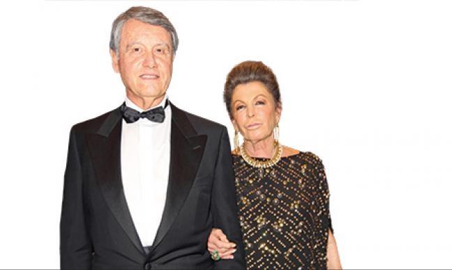Gianluigi & Rafaela Aponte Net Worth