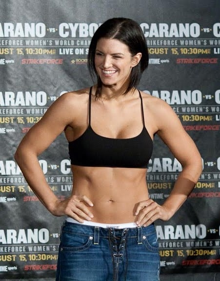 Gina Carano Net Worth
