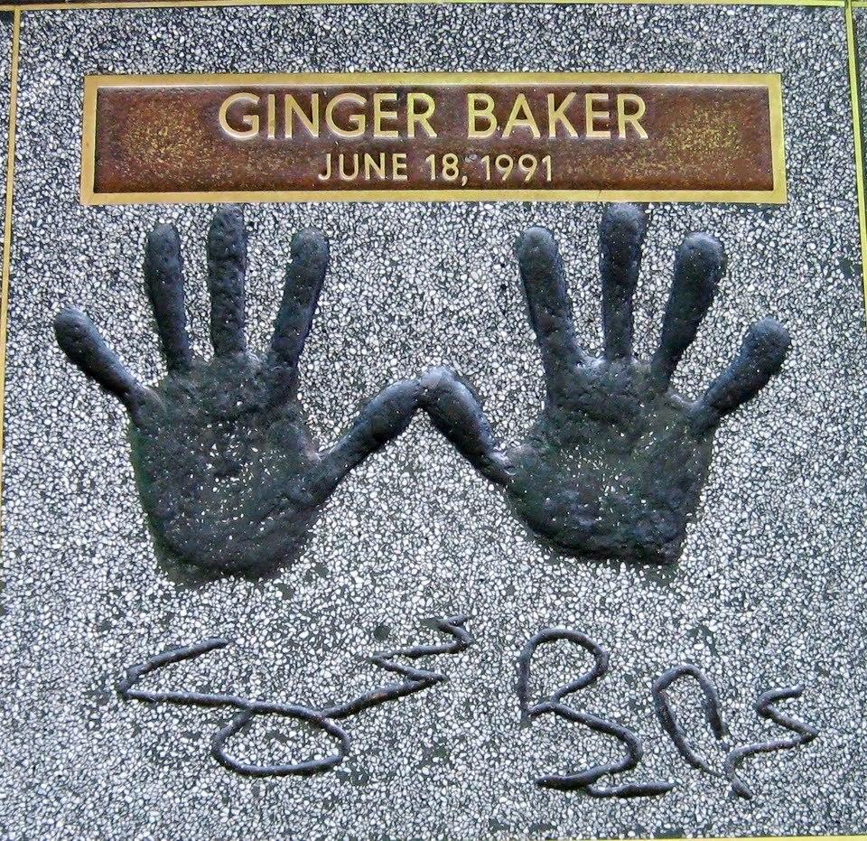Ginger Baker Net Worth