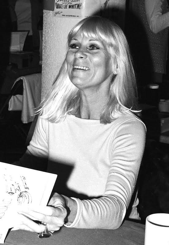 Grace Lee Whitney Net Worth