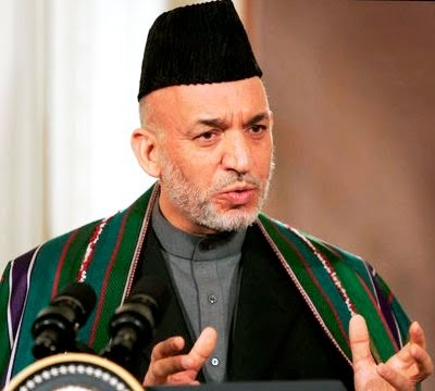 Hamid Karzai Net Worth