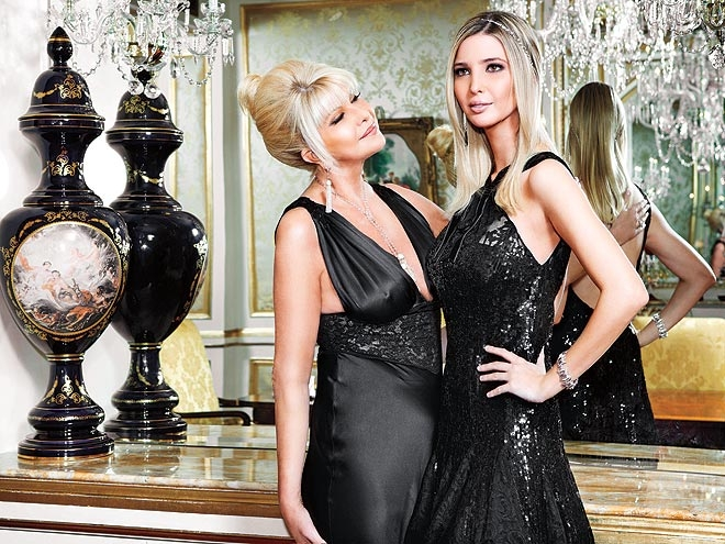 Ivana Trump Images Pictures to pin on Pinterest