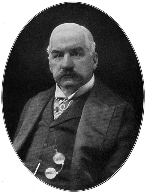 J. P. Morgan Net Worth