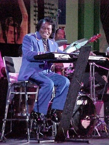 a biography of james joe brown junior an american singer songwriter record producer dancer and bandl