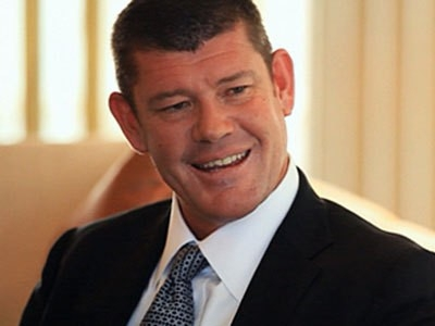 James Packer Net Worth