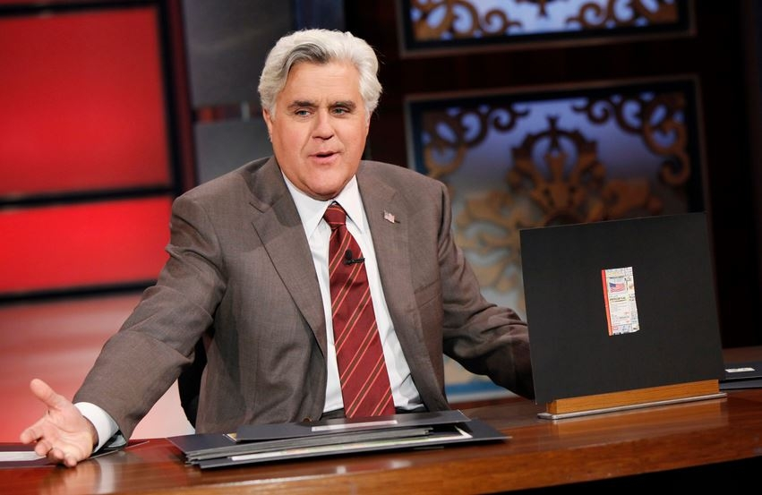 Jay Leno Net Worth