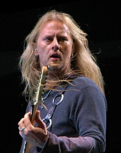 Jerry Cantrell Net Worth