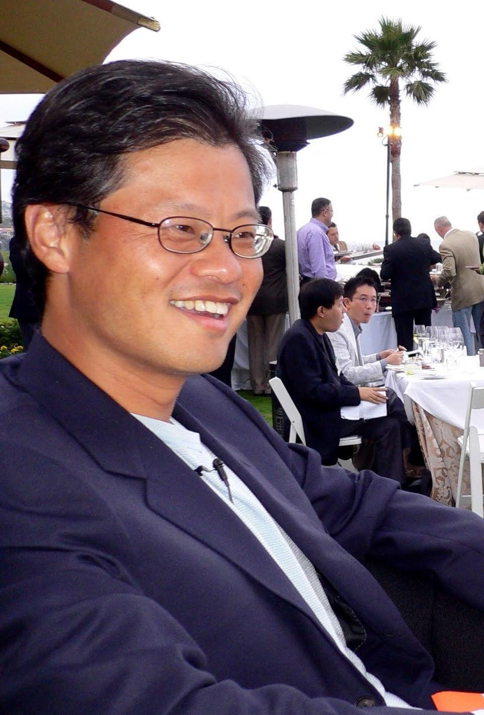 Jerry Yang Net Worth