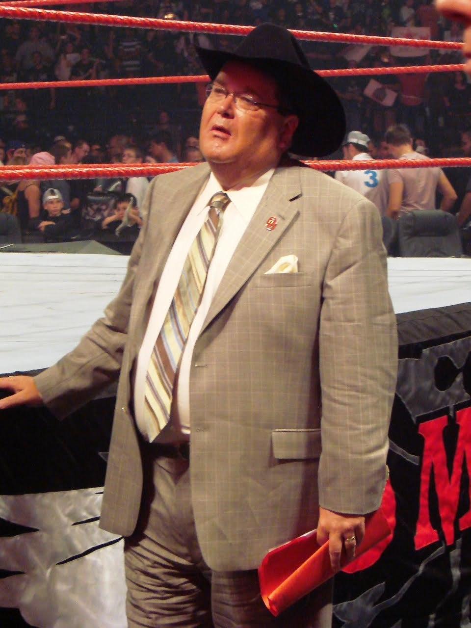 Jim Ross Net Worth