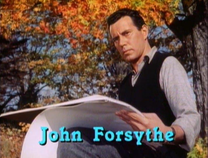 John Forsythe Net Worth