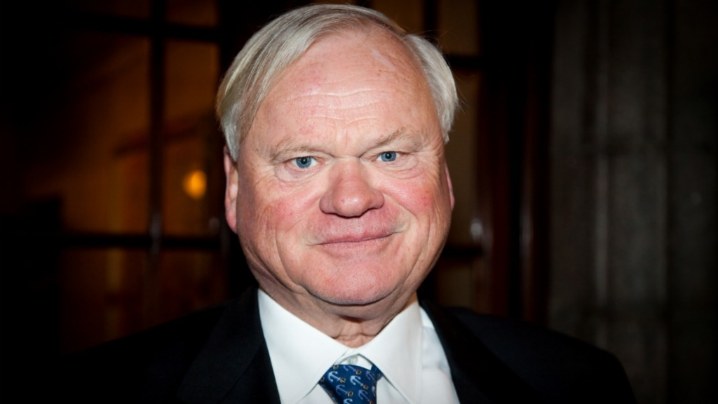 John Fredriksen earned a  million dollar salary, leaving the net worth at 12000  million in 2017