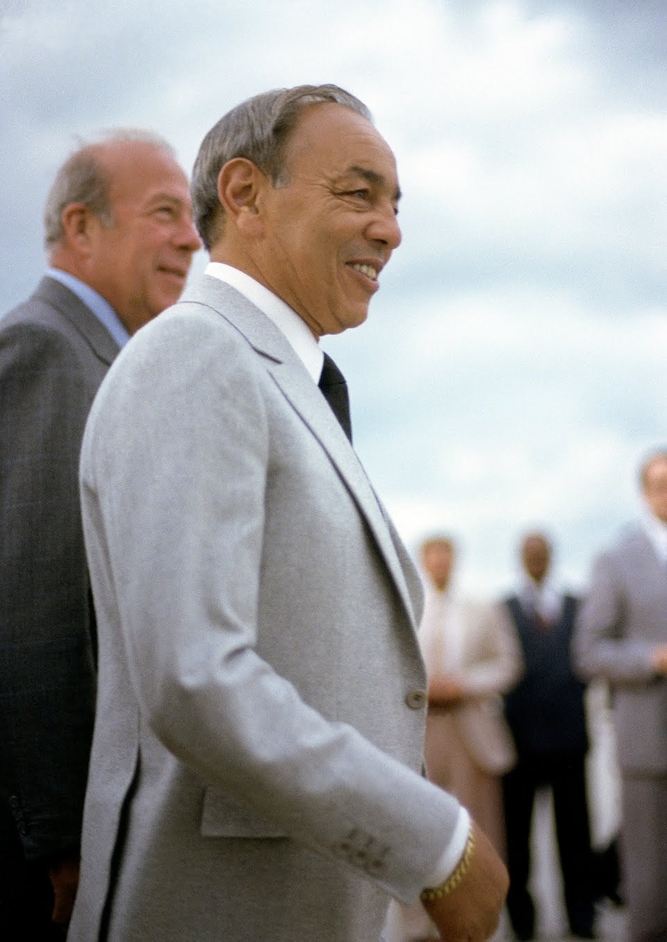 King Hassan II Net Worth