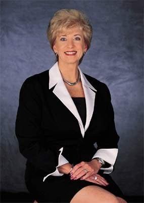 Linda McMahon Net Worth