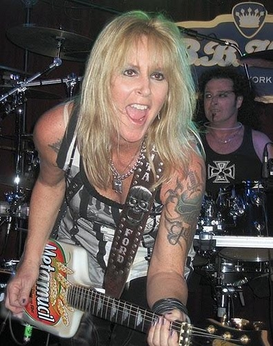 Lita Ford Net Worth